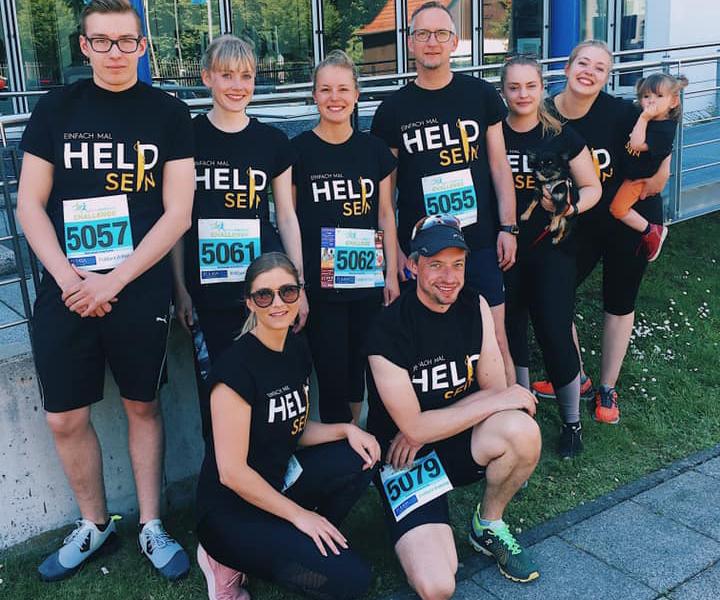 Am 25. Mai wartet die nächste (sportliche) Herausforderung auf uns: Wir mischen uns unter die über 7.500 Läuferinnen und Läufer, Walkerinnen und Walker der 13. RhönEnergie Challenge. Gemeinsam im Team stellen wir uns der 6 Kilometer langen Strecke durch die Fuldaer Innenstadt.